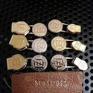 786db37350c8 Fendi Accessories   Zipper Pulls   Poshmark